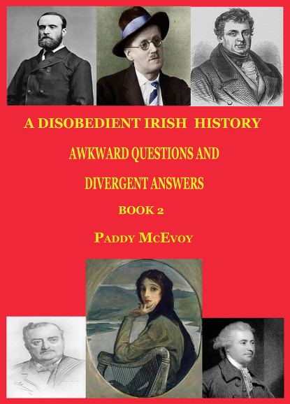 Irish History Cover boreens of blood Bk2