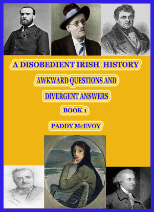 Irish History Cover lavery