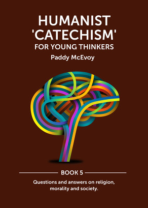 Catechism 5 Cover white text